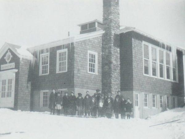Big Brook School in Indian Lake