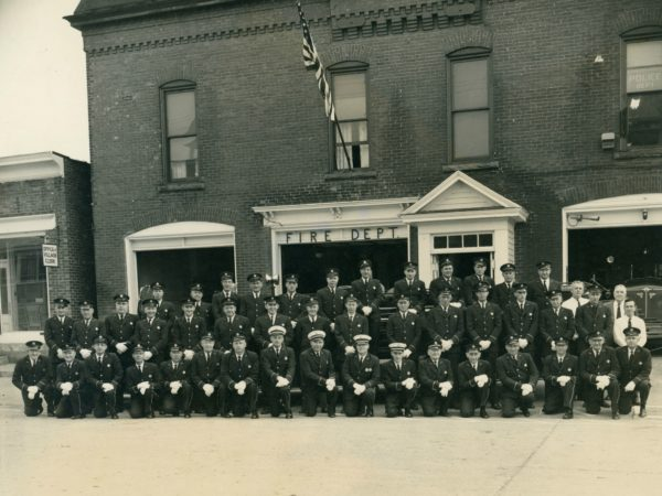 Carthage Fire Department in Carthage