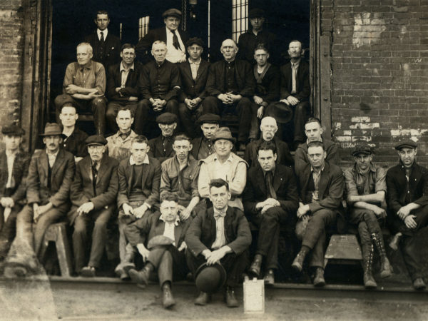 Employees of Carthage Machine Company