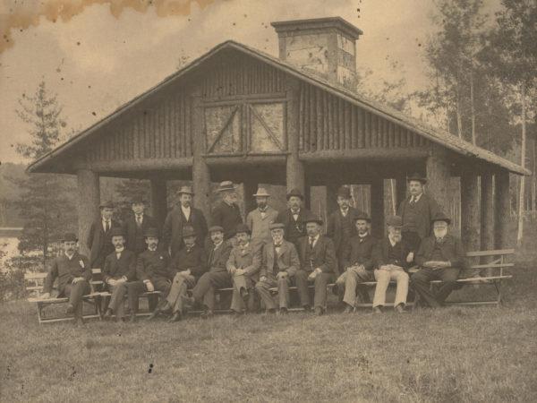 Hotel proprietors of Saranac Lake