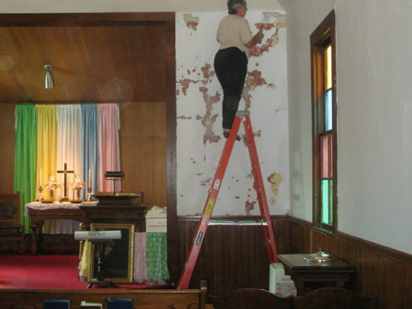 Restoring the Wanakena Presbyterian Church
