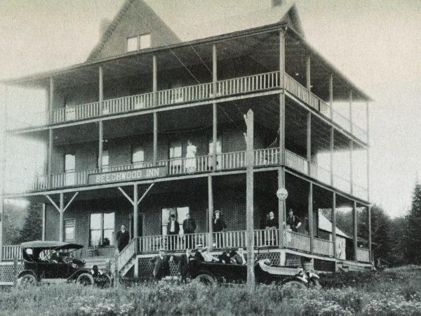 Beechwood Inn in Tupper Lake
