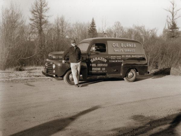 Sarazen's Oil Burner Sales Service in Tupper Lake