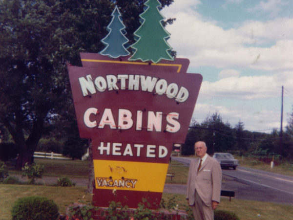Northwood Cabins in Tupper Lake