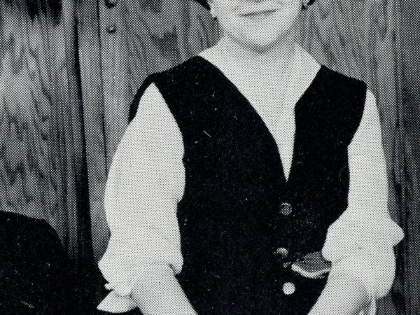 Teacher Veronica Franklin at Ellenburg Central School