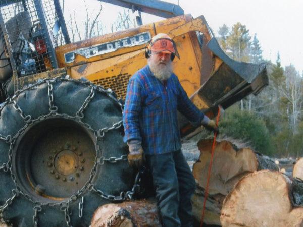 Lumberjack Phil Jackson in Elizabethtown