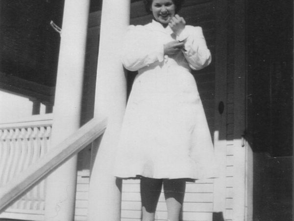Nurse Jean Elk in Alexandria Bay
