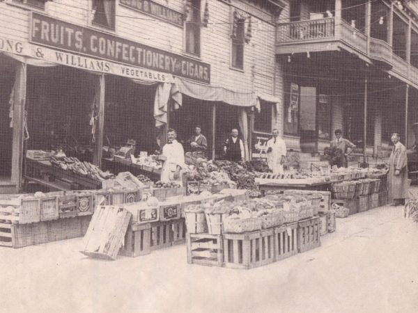 The Long and Williams store in downtown Alexandria Bay