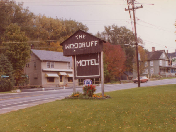 Woodruff Motel in Keene